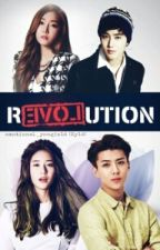 love revolution|EXO | MONG FAMILY | by emotional_yongie14