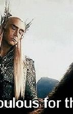 Thranduil x reader by Airythne