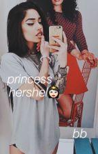 princess hershel ; l.s. by bottombabie
