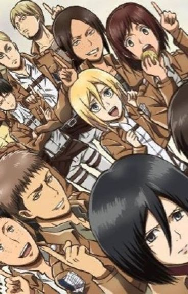 Attack on Titan imagines, preferences and other stuff