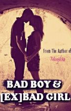 Bad Boy and [EX] Bad Girl by monjilove