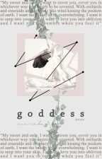 Goddess  | Yato x Reader by murabae