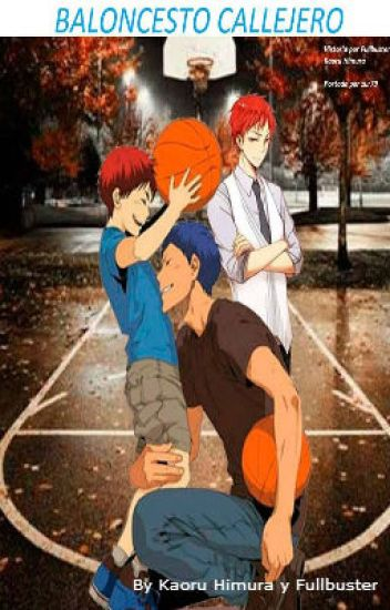 Baloncesto callejero (Kuroko no Basuke, AkaAo)
