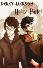 Percy Jackson&Harry Potter (Demigods&Wizards) by PERCABETHever