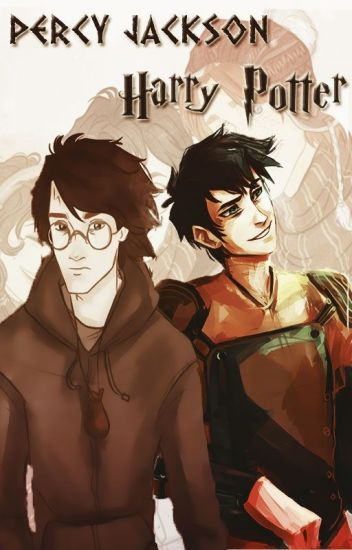 Percy Jackson&Harry Potter (Demigods&Wizards)