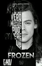 Frozen~ Harry Styles by Maria_Hazzaloveyou