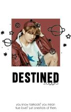 destined ▶▷ taekook by ziaggra