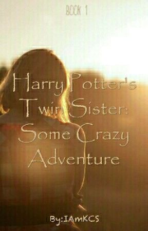 Harry Potters Twin Sister Some Crazy AdventureBook 1