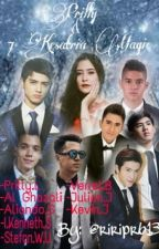 Prilly & 7 Kesatria Magic by Ririprb13