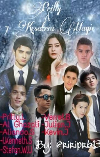 Prilly & 7 Kesatria Magic