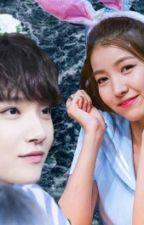 """Mianhae, saranghae."" by kim-sojung"