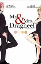 mr. and mrs. dragneel (nalu) by _death_note_316