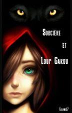 Sorcière et Loup Garou by Little_Neko_Laura