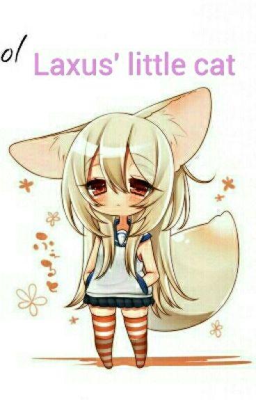 Laxus' little cat