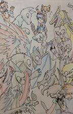 My drawing by Linsleure