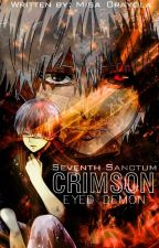 RBW V: Seventh Sanctum:Crimson Eyed Demon by Misa_Crayola