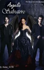 Angelic Salvatore by AnnananaBATMAN