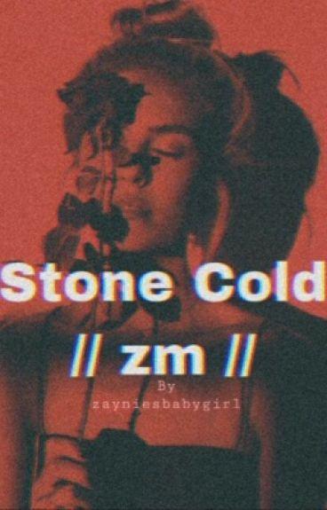 Stone Cold // z.m