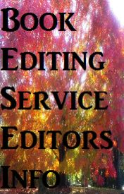 Book Editing Service Editors Info by EditingService