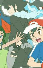 Pokemon Alain/Ash x reader one shots by the_kalos_princess