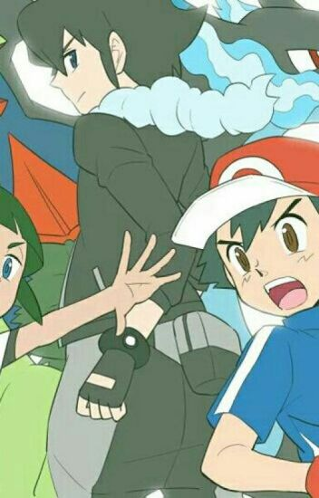 Pokemon Alain/Ash x reader one shots