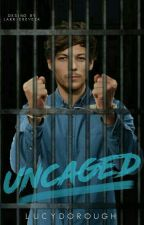 Uncaged (AU|Larry Mpreg) by lucydorough