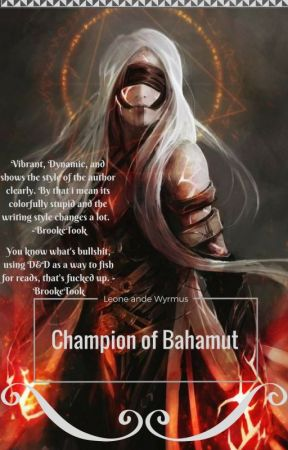 Champion of Bahamut (D&D) by BrookeTook