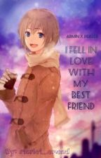 I fell in love with my best friend (Armin x reader) by starlet_emend