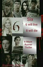 Six(a Tmr Thriller)#2 Book Of The Numbers by Gleek_runner