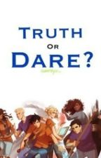 Percy Jackson Plays Truth or Dare by kaguragrl16