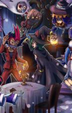 Halloween special Yugioh special. by Lumaking7