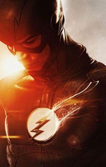 My Speedster (Barry Allan/Flash X Reader)