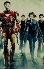 The new avenger.... (clint barton y Tu) by carmen_unnie