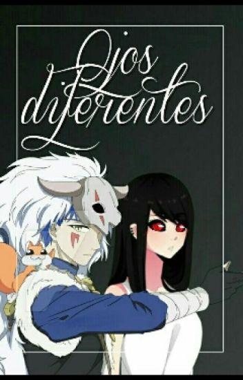 Ojos diferentes(Shin-ah y tu)