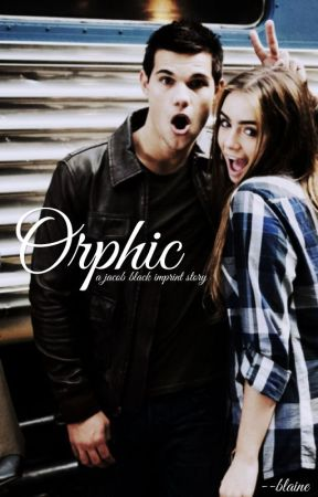 orphic » jacob black by --blaine