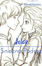 "Jelsa ""Śnieżna podróż"" by ffBookStories"