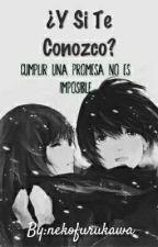 ¿Y Si Te Conozo?© {EDITADA} by neko_furukawa