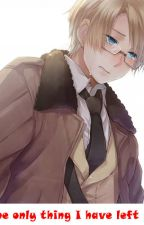 America x reader the only thing i have left by hetalia_roxs