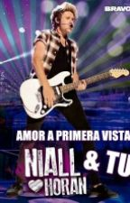AMOR A PRIMERA VISTA (NIALL Y TU) by yocomezts