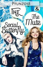 The social Butterfly &  The mute by Pfunzo18