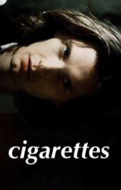 cigarettes; sirius black {1} by sobbingforsirius