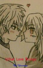 What Love Brings by Yazumiya