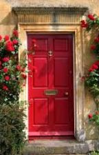 A garota da porta vermelha by giihrosendo