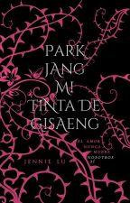Park Jang Mi: Tinta de gisaeng by schumannista