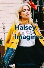 Halsey Imagines by sparkyblux