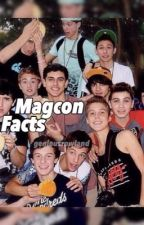 Magcon Facts.  by geniousrowland