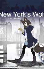 New Yorks Wolf(Tmnt Leonardo X Reader) by WinterDragonslayer44
