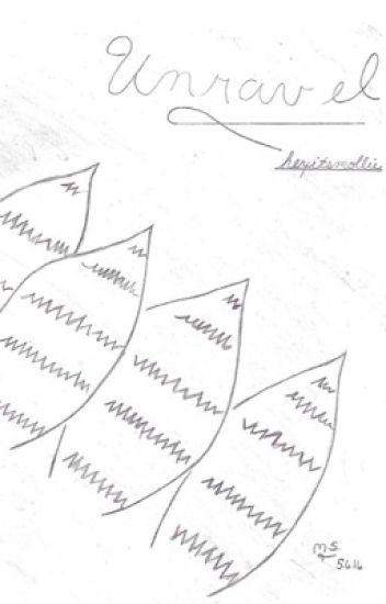 Unravel (Creepypasta X Half-Ghoul! Reader)