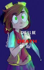 She'll Be The DEATH Of Me {Sock x Reader} by CiciCasanova