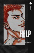 HELP | JIMIN by JAEYOLKS